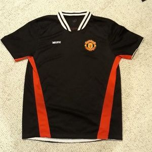 Manchester Unites mesh jersey